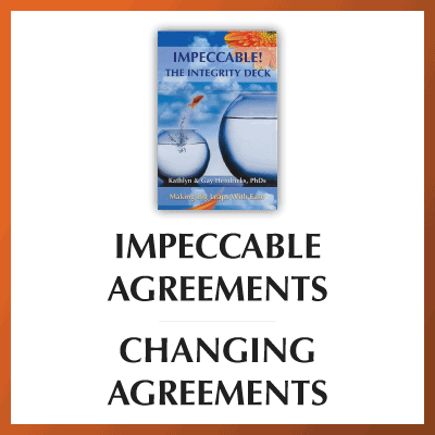 Impeccable Agreements—Changing-Agreements